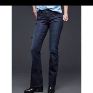 New original boot cut 1969 GAP jeans 10 ankle
